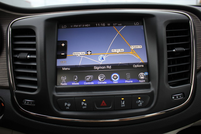 2015 Chrysler 200 C-AWD-NAV-PANOROOF!! Mooresville , NC 16