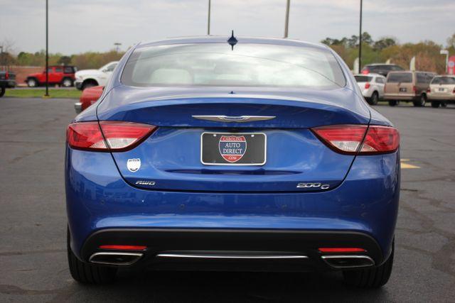 2015 Chrysler 200 C-AWD-NAV-PANOROOF!! Mooresville , NC 5