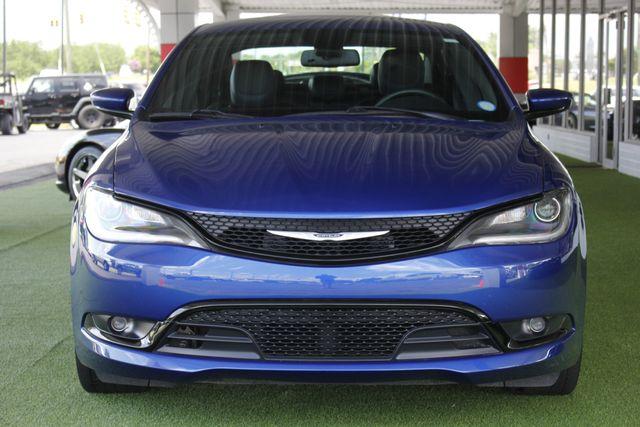 2015 Chrysler 200 S - COMFORT PKG - HEATED LEATHER! Mooresville , NC 15