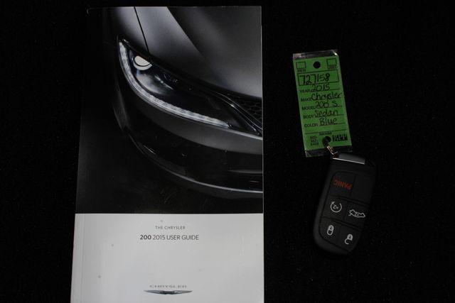 2015 Chrysler 200 S - COMFORT PKG - HEATED LEATHER! Mooresville , NC 17