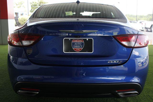 2015 Chrysler 200 S - COMFORT PKG - HEATED LEATHER! Mooresville , NC 16