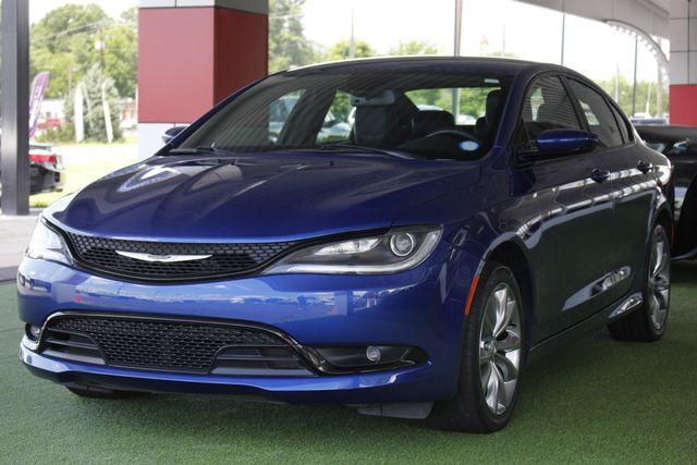 2015 Chrysler 200 S - COMFORT PKG - HEATED LEATHER! Mooresville , NC 24