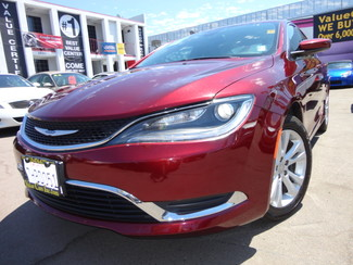 2015 Chrysler 200 in National City CA