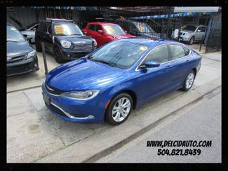 2015 Chrysler 200 Limited, Low Miles! Sunroof! Very Clean! New Orleans, Louisiana