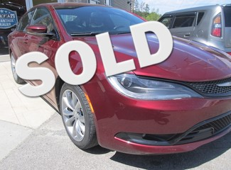 2015 Chrysler 200 S Raleigh, NC