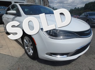 2015 Chrysler 200 Limited Raleigh, NC