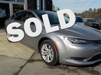 2015 Chrysler 200 sunroof Raleigh, NC