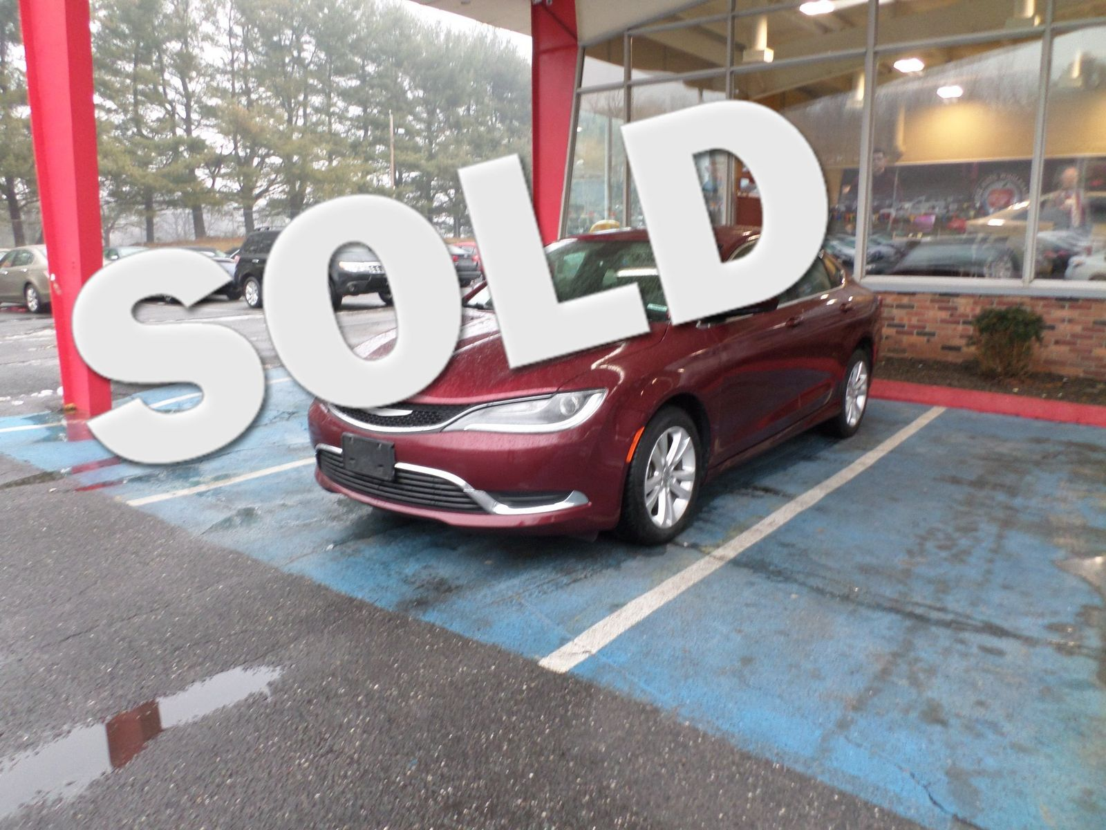 2015 Chrysler 200 Limited city CT Apple Auto Wholesales