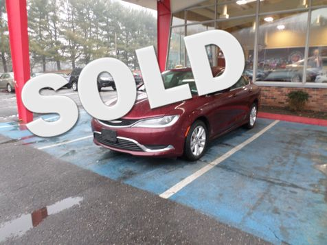 2015 Chrysler 200 Limited in WATERBURY, CT