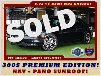 2015 Chrysler 300 300S PREMIUM EDITION RWD -NAVIGATION! Mooresville , NC
