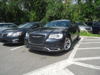 2015 Chrysler 300 Limited. PANORAMIC. LEATHER. CAMERA SEFFNER, Florida