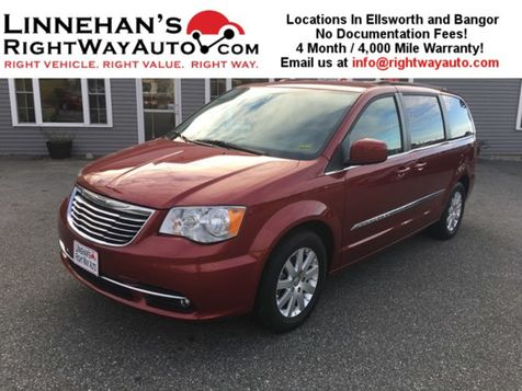2015 Chrysler Town & Country Touring in Bangor