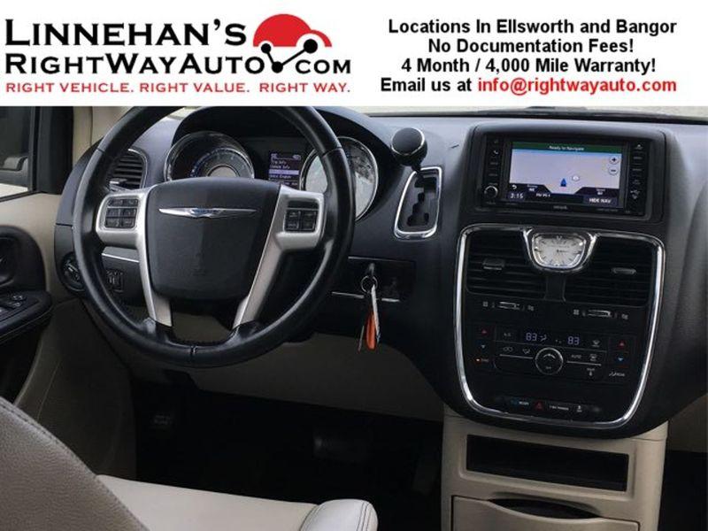 2015 Chrysler Town  Country Touring  in Bangor, ME