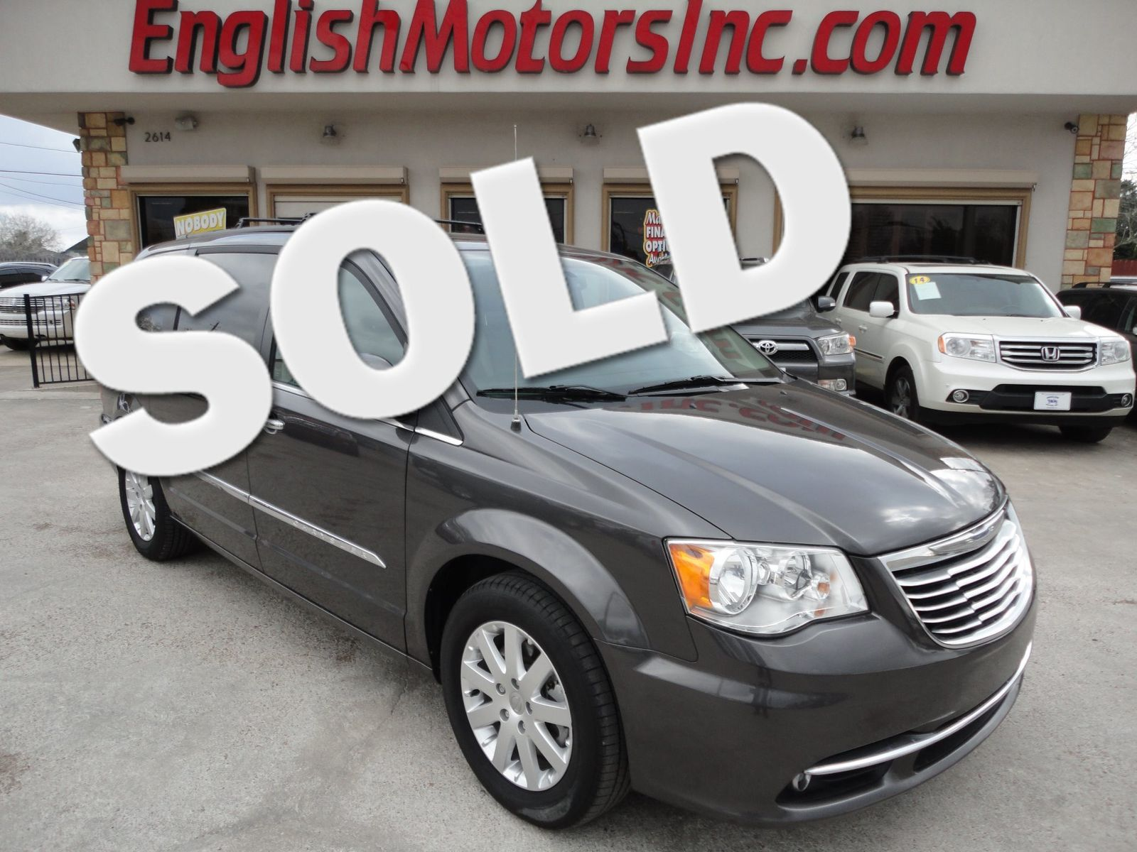 2015 chrysler town country touring brownsville tx english for English motors brownsville texas