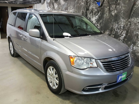 2015 Chrysler Town & Country Touring in , ND