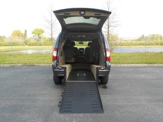 2015 Chrysler Town & Country Touring Wheelchair Van Pinellas Park, Florida