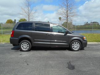 2015 Chrysler Town & Country Touring Wheelchair Van Pinellas Park, Florida 2