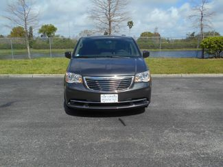 2015 Chrysler Town & Country Touring Wheelchair Van Pinellas Park, Florida 3