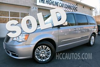 2015 Chrysler Town & Country Limited Platinum Waterbury, Connecticut