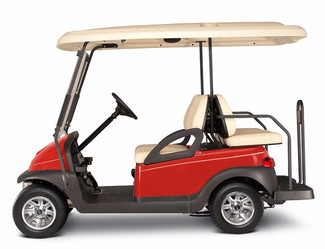 2016 Club Car Precedent i2 Villager 4 Signature San Marcos, California 0
