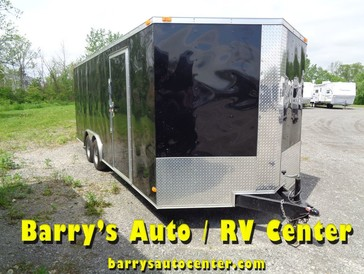2015 Covered Wagon CW8.5x20TA2  in Brockport