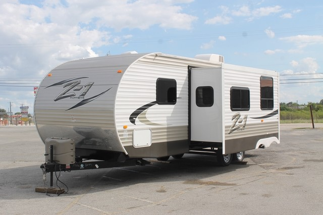2015 Crossroads Rv Z-1 272BH Bunkhouse slide San Antonio, Texas 2