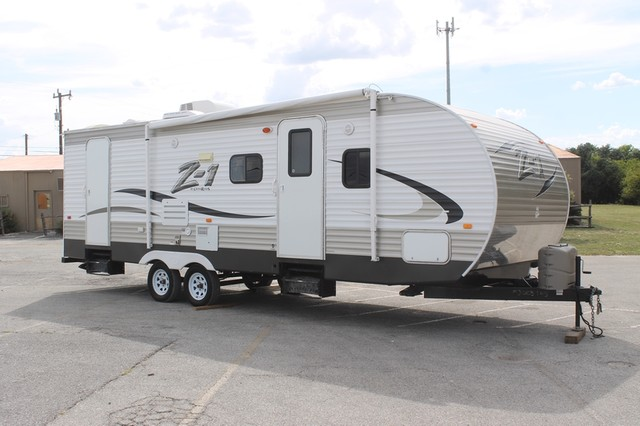 2015 Crossroads Rv Z-1 272BH Bunkhouse slide San Antonio, Texas 50