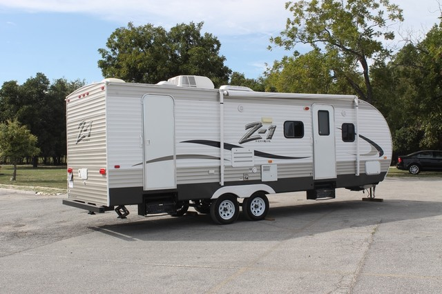 2015 Crossroads Rv Z-1 272BH Bunkhouse slide San Antonio, Texas 52