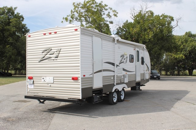 2015 Crossroads Rv Z-1 272BH Bunkhouse slide San Antonio, Texas 53
