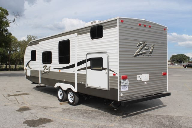 2015 Crossroads Rv Z-1 272BH Bunkhouse slide San Antonio, Texas 55