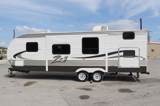 2015 Crossroads Rv Z-1 272BH Bunkhouse slide San Antonio, Texas 56