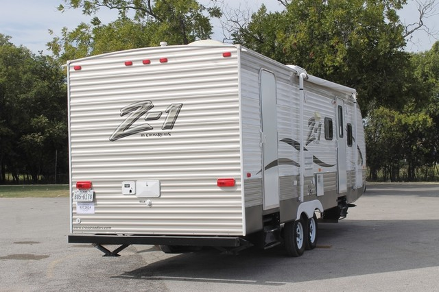 2015 Crossroads Rv Z-1 272BH Bunkhouse slide San Antonio, Texas 44