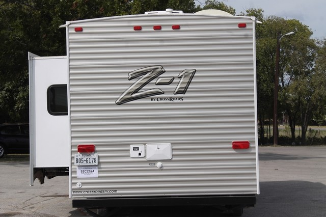 2015 Crossroads Rv Z-1 272BH Bunkhouse slide San Antonio, Texas 41