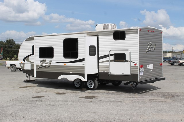 2015 Crossroads Rv Z-1 272BH Bunkhouse slide San Antonio, Texas 0