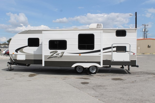 2015 Crossroads Rv Z-1 272BH Bunkhouse slide San Antonio, Texas 45