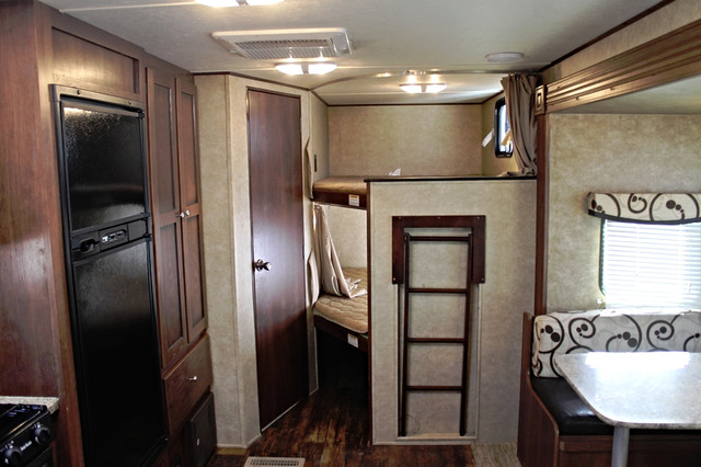2015 Crossroads Rv Z-1 272BH Bunkhouse slide San Antonio, Texas 33