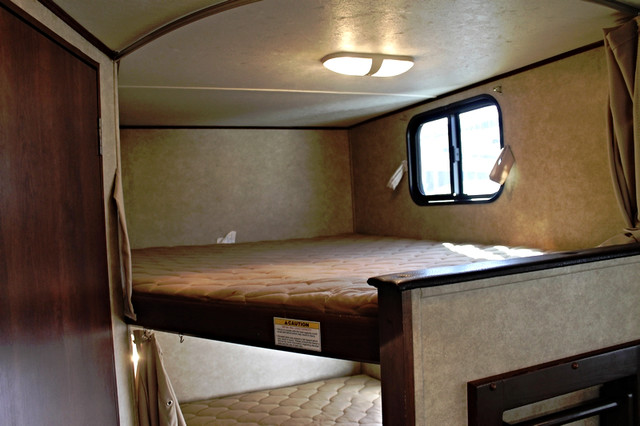 2015 Crossroads Rv Z-1 272BH Bunkhouse slide San Antonio, Texas 15