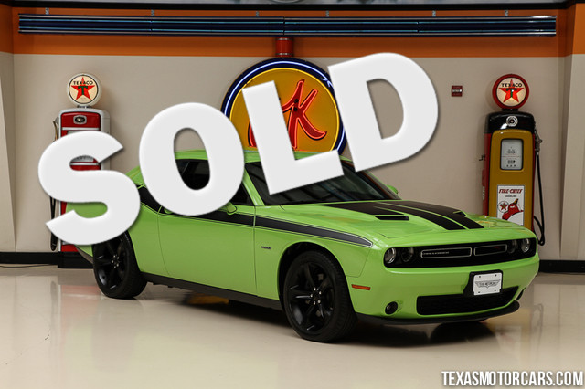 2015 Dodge Challenger RT This Carfax 1-Owner 2015 Dodge Challenger RT is in great shape with onl