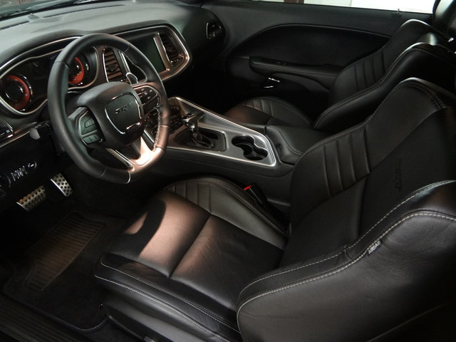 2015 Dodge Challenger SRT Hellcat Austin , Texas 19