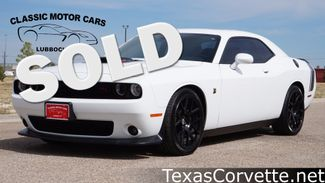 2015 Dodge Challenger in Lubbock Texas