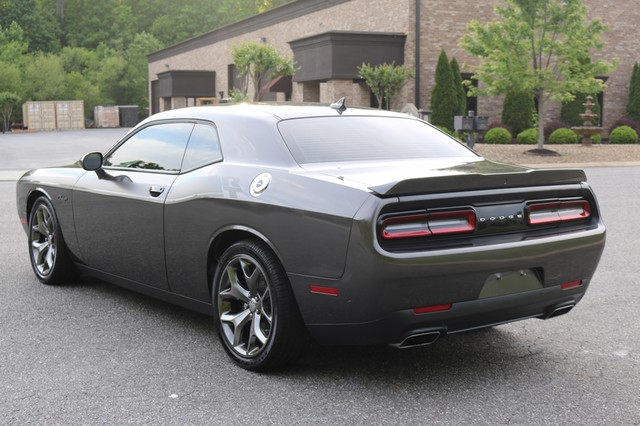 2015 Dodge Challenger R/T Plus Mooresville, North Carolina 4