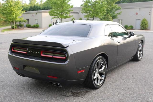 2015 Dodge Challenger R/T Plus Mooresville, North Carolina 6