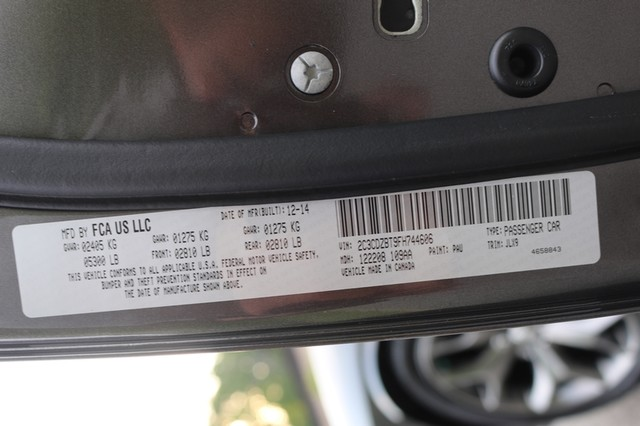 2015 Dodge Challenger R/T Plus Mooresville, North Carolina 84