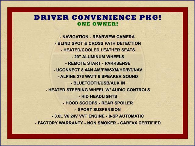 2015 Dodge Challenger SXT Plus - DRIVER CONVENIENCE PKG - NAV! Mooresville , NC 1