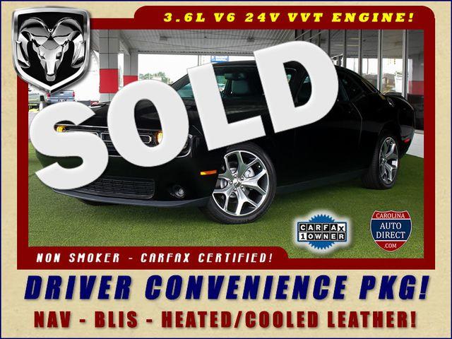 2015 Dodge Challenger SXT Plus - DRIVER CONVENIENCE PKG - NAV! Mooresville , NC 0
