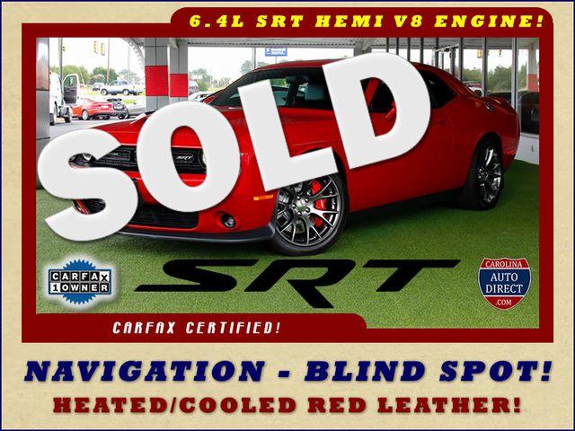2015 Dodge Challenger SRT 392 - NAVIGATION - RED SUEDE/LEATHER! Mooresville , NC 0