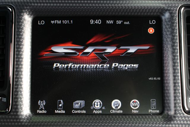 2015 Dodge Challenger SRT Hellcat - NAVIGATION - 199 MPH TOP SPEED! Mooresville , NC 38