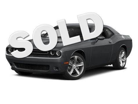 2015 Dodge Challenger R/T in