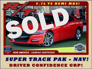 2015 Dodge Charger Road/Track - NAV - DRIVER CONFIDENCE GRP! Mooresville , NC