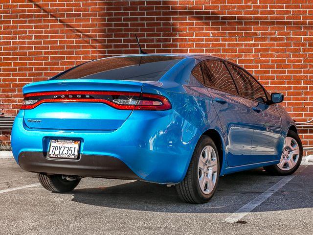 2015 Dodge Dart SE Burbank, CA 5